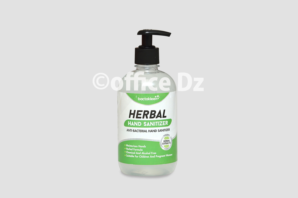 Herbal Plus Hand Sanitizer 500ml
